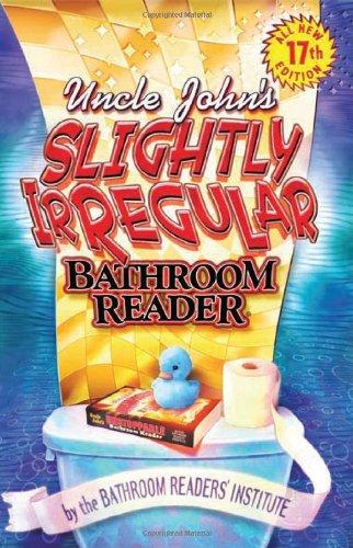 Uncle John'S Slightly Irregular Bathroom Reader: The Minature Edition (Running Press Miniature Editions)