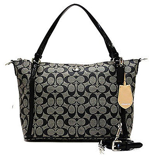Coach   Coach Peyton Signature East/west Convertible Shoulder Bag F27020