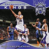 NBA Sacramento Kings 2009 Calendar