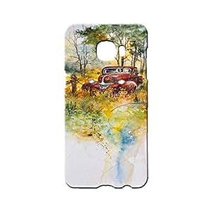 BLUEDIO Designer Printed Back case cover for Samsung Galaxy C5 - G9440