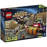 Lego Super Heroes - Dc Universe - 76013 - Jeu De Construction - Batman - Le Rouleau-compresseur Du Joker