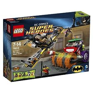 LEGO Super Heroes 76013: Batman: The Joker Steam Roller