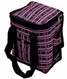 Kuber Industries Insulated Lunch Bag (Canvas)