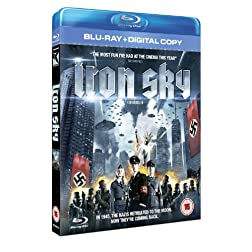 Iron Sky (Blu-ray + Digital Copy)