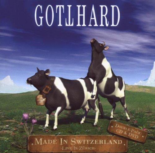 Made in Switzerland By Gotthard (2006-05-01)
