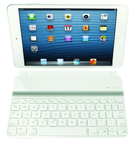 Logitech Ultrathin Bluetooth Keyboard For IPad Mini 1, 2