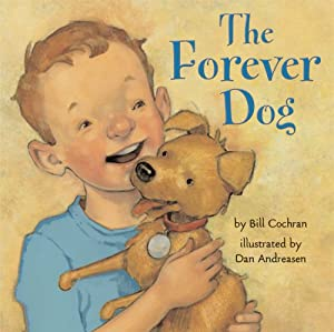 "Cover of ""The Forever Dog"""