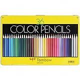 トンボ鉛筆 色鉛筆 NQ 36色 CB-NQ36C