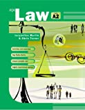 AQA Law for A2 (0340816074) by Martin, Jacqueline