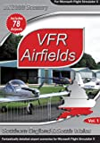 VFR Airfields - Volume 1 : Southern England and South Wales (PC CD)