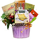 Art of Appreciation Gift Baskets   Thoughts of You Tea and Stationary Set
