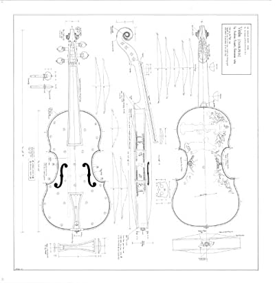 10 Violin (Charles IX) A Amati