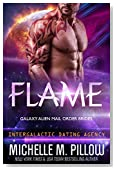 Flame: Galaxy Alien Mail Order Brides (Intergalactic Dating Agency)