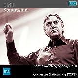 ショスタコーヴィチ : 交響曲 第8番 (Shostakovich : Symphony No.8 / Kirill Kondrashin | Orchestre National de l\'ORTF)