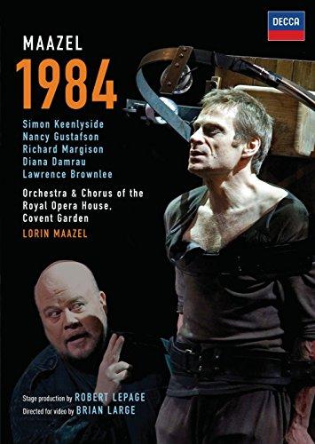 1984 (Maazel) (2 Dvd)