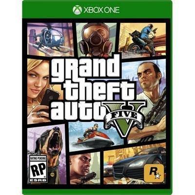 Take-Two 49451 Grand Theft Auto V Xone