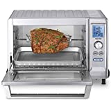 Cuisinart TOB-200 Rotisserie Convection Toaster Oven, Stainless Steel
