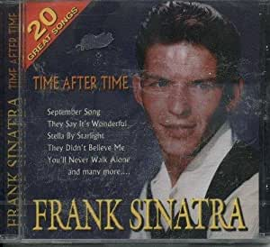 Frank Sinatra Frank Sinatra Time After Time Music