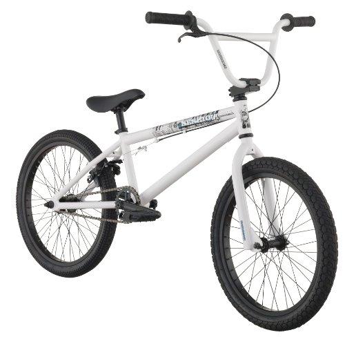 2013 Diamondback Session AM BMX Bike (White, 20-Inch Wheels) review ...