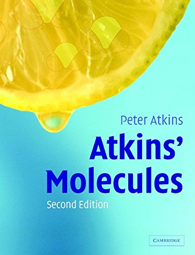 Atkins' Molecules, by Peter Atkins