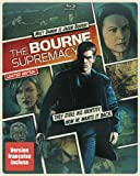The Bourne Supremacy /  La Mort Dans La Peau (Bilingual) (Steelbook Edition) [Blu-ray + DVD + UltraViolet]