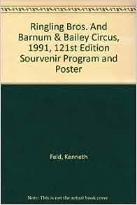 , 1991, 121st Edition Sourvenir Program and Poster: Amazon.com: Books