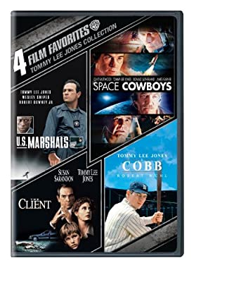 4 Film Favorites: Tommy Lee Jones (U.S. Marshals, The Client, Space Cowboys, Cobb)