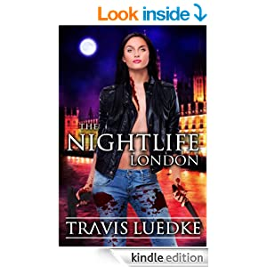 Nightlife London Book