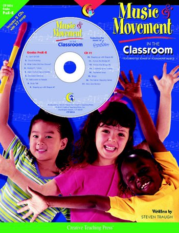 New Creative Teaching Press Music Movement Classroom 