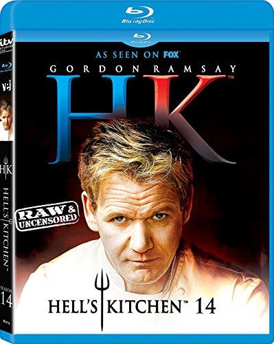 Gordon Ramsay - Hell's Kitchen 14 (Blu-Ray)