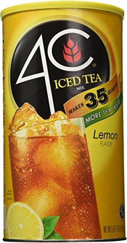 4c Lemon Iced Tea Mix, 5 lb 7.9 Ounce (4c Iced Tea Mix compare prices)