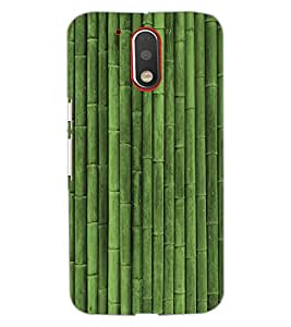MOTOROLA MOTO G4 PIPES Back Cover by PRINTSWAG