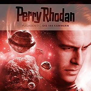 Die 144 Kammern (Perry Rhodan - Plejaden 1) Hörspiel