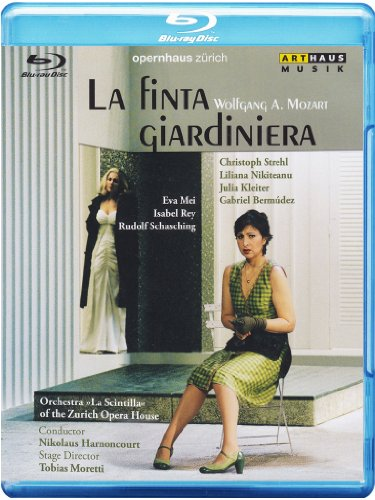Buy Mozart: La Finta Giardiniera [Blu-ray From amazon