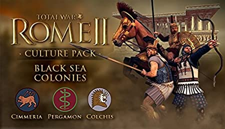 Total War: ROME II:  Black Seas Colonies [Online Game Code]