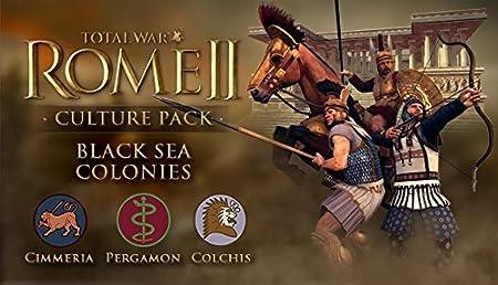 Total War: ROME II:  Black Seas Colonies [Online Game Code]