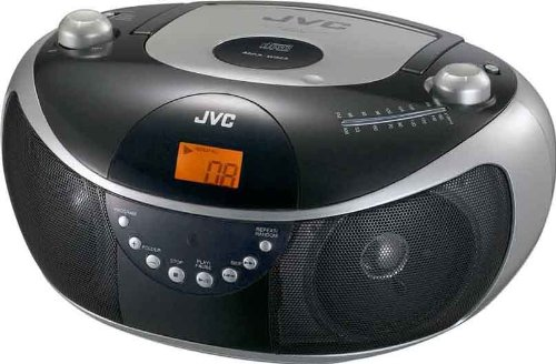Jvc Rd-Ez15 - Boombox - Radio / Cd / Mp3 / Usb Audio Player - Mp3