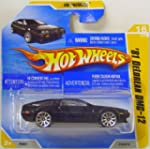 Hot Wheels 81 Delorean DMC-12 in Black
