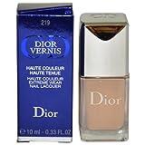 Dior Vernis 219 Safari Beige Haute Couleur Extreme Wear Nail Lacquer 10ml