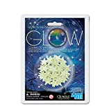 4M - Glow Mini Stars, decoración fosforescente (004M5221)