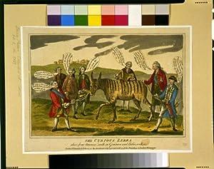 Photo: The curious zebra - alive from America! walk in gem'men,ladies,walk in