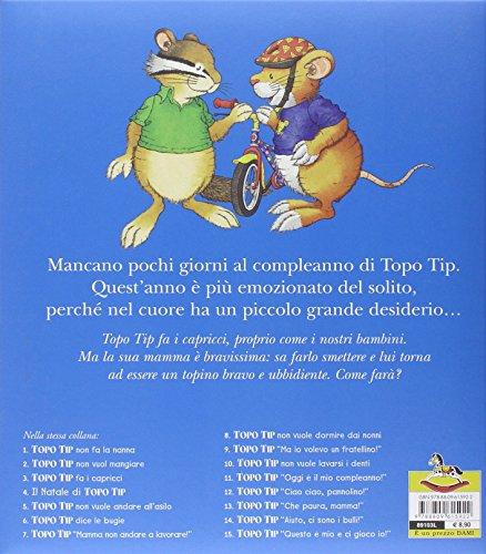 Libro topo tip oggi il mio compleanno di marco campanella for Topo tip giocattoli