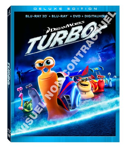 Turbo - Blu-ray 3D