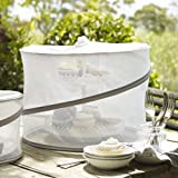 Lakeland Extra Tall Pop-up Mesh Food Cover (Fits a 2 Tier Cake Stand) 28cm High