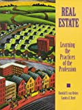 img - for Real Estate: Learning the Practices of the Profession by Van Reken Randall S. Reken Randall S. van (1997-08-06) Paperback book / textbook / text book