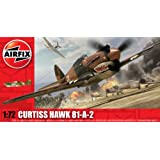 Airfix A01003 Curtis P-40B Tomahawk 1:72 Scale Series 1 Plastic Model Kit