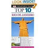 Top 10 Rio de Janeiro (EYEWITNESS TOP 10 TRAVEL GUIDE)