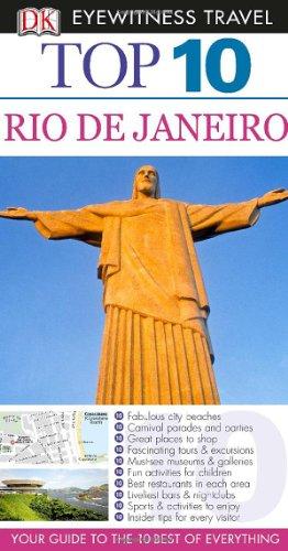 Top 10 Rio De Janeiro (Eyewitness Top 10 Travel Guide) front-606345