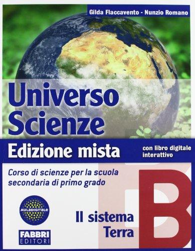 universo-scienze-tomo-b-il-sistema-terra-con-espansione-online-per-la-scuola-media
