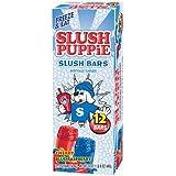 Slush Puppie Slush Bars (12ct / 2oz bars / 4 flavors)